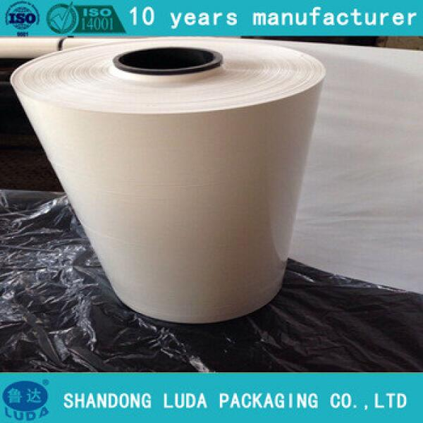 LLDPE Silage Cover Film Hay Bale Wrap