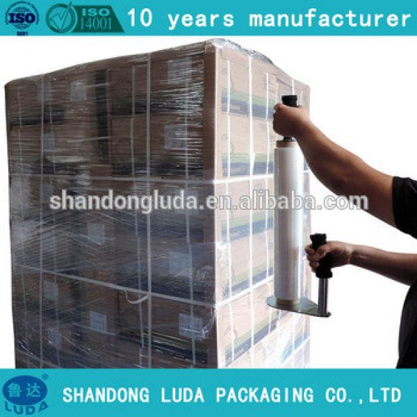 Manufacturers selling net weight 5 kg plastic stretch film packaging film linear