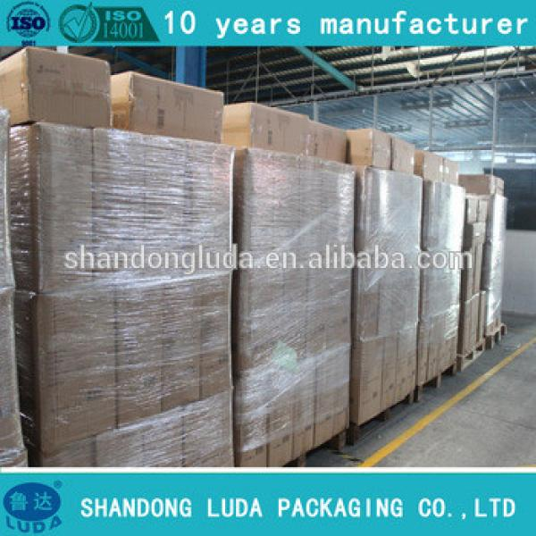 Pre-stretch wrapping manufacturer Shandong pre-stretch wrapping machine wrapping film