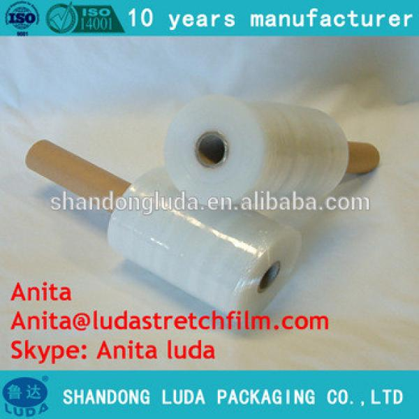 High quality polyethylene wrapping film for wrapping box