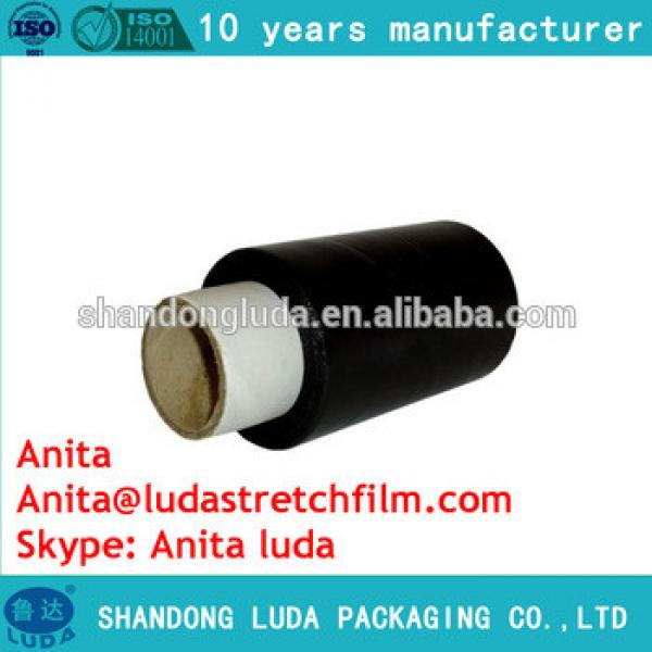 HOT sell LLDPE pallet stretch film/23 micron pallet stretch film