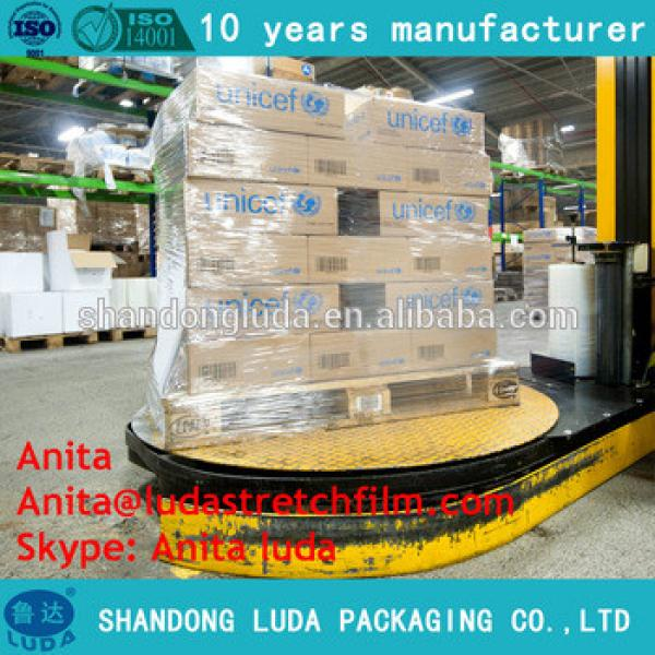 Stretch cling wrap most trusted manufacturers/plastic stretch wrap handle