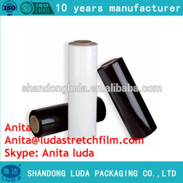 Factory direct high-quality PE cling wrap film/lldpe shrink wrapping for pallet