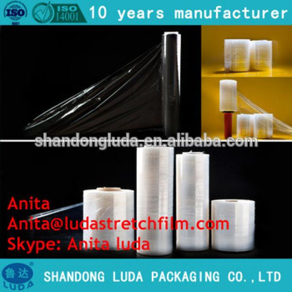Free Sample Clear Moisture Proof LLDPE /germany stretch film
