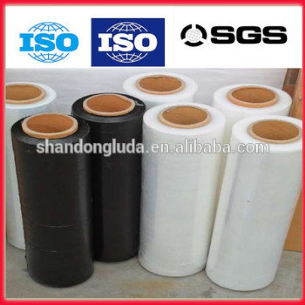 High quality plastic film Professional lldpe stretch film with good quality