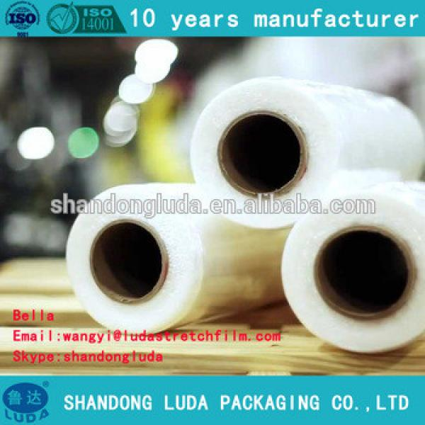 high quality lldpe elastic packaging film packing stretch wrap lldpe stretch film