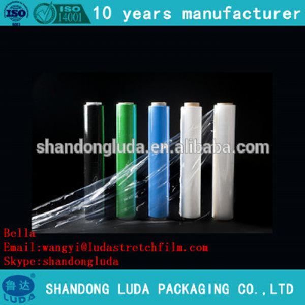 hot selling color hand stretch film