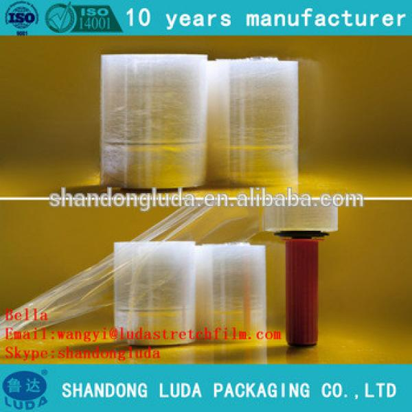 hot selling clear hand and mechanical stretch film