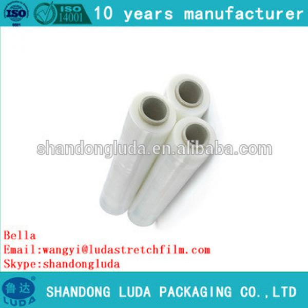 Supply of high-quality mechanical stretch film LLDPE packaging film