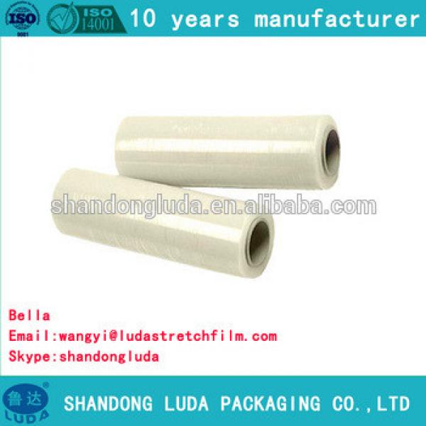 China Luda 2016 best sales LLDPE packing material stretch film